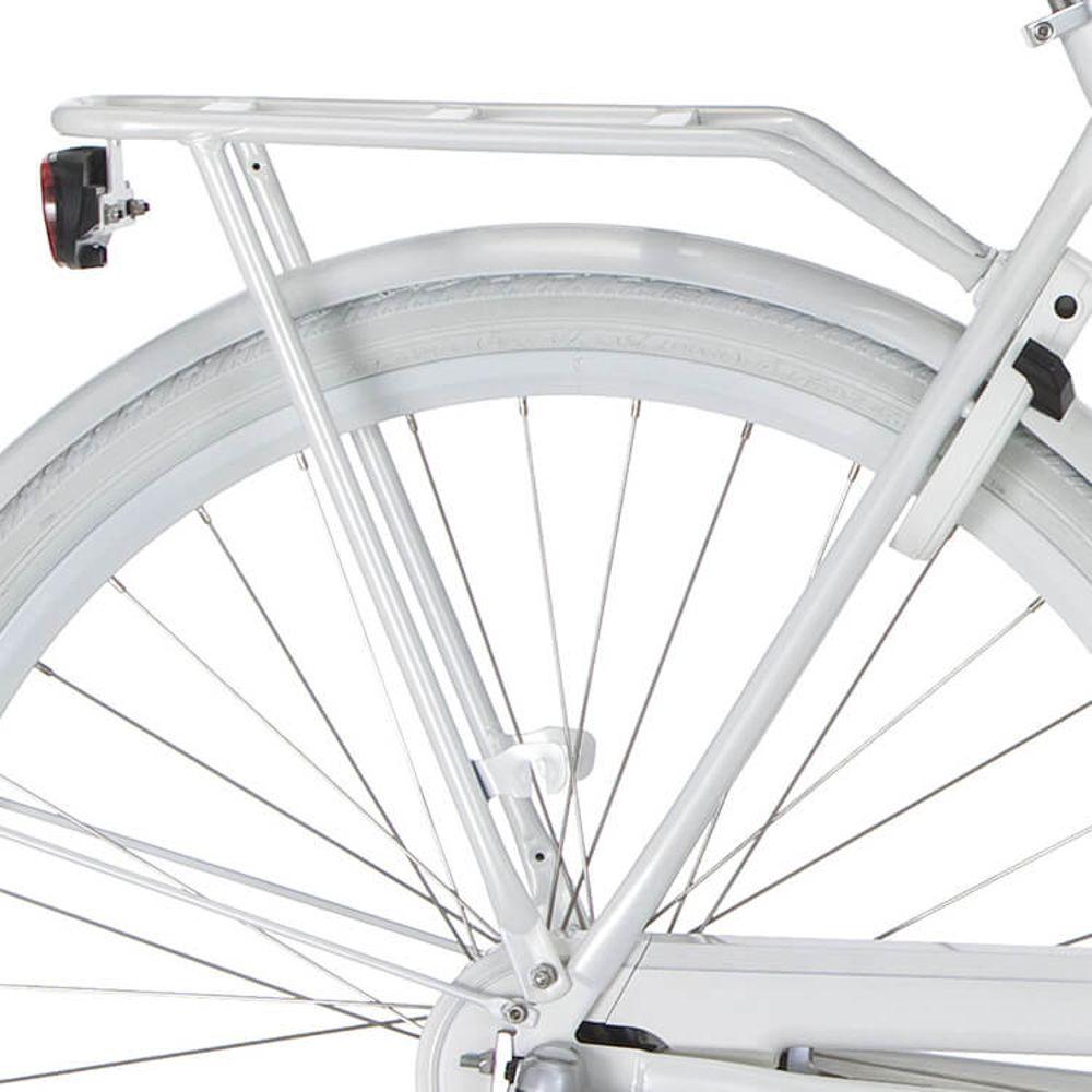 Cortina achterdrager Milo D49/H51 white perl