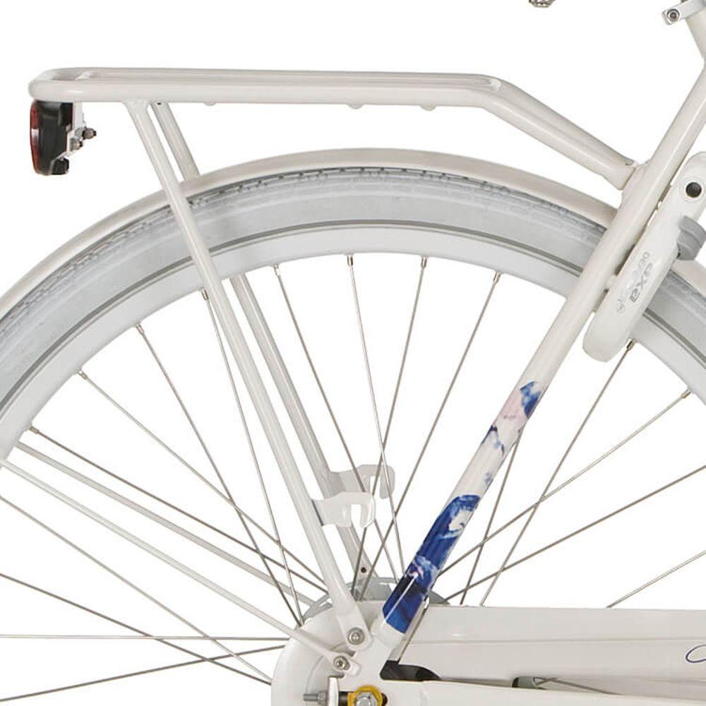 Cortina achterdrager U5 D50/H56 white pearl