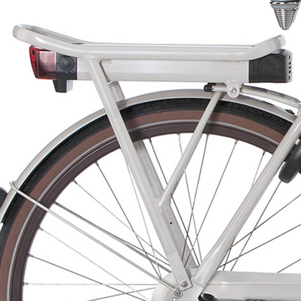 Cortina achterdrager E-U5 smoke grey