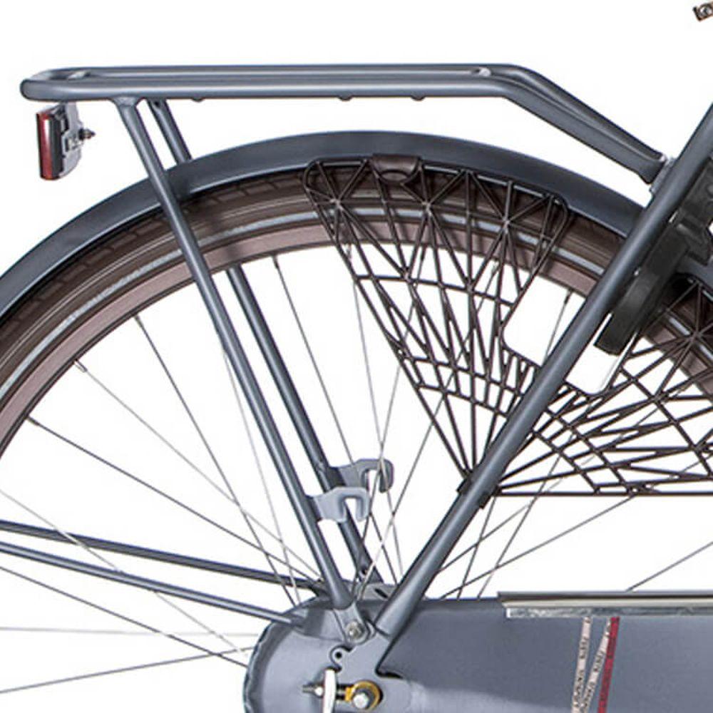 Cortina achterdrager Roots Transp 50 silver stahl matt
