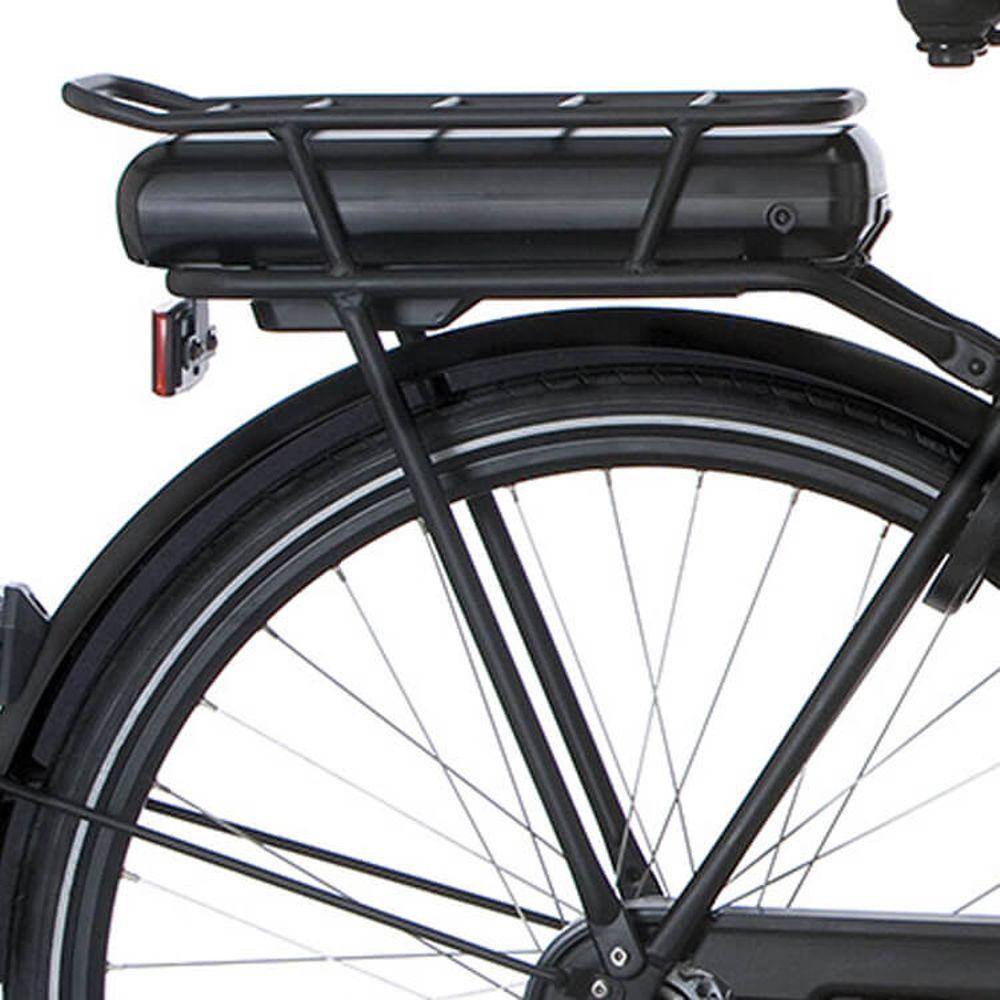 Cortina achterdrager E-U1 57 black matt