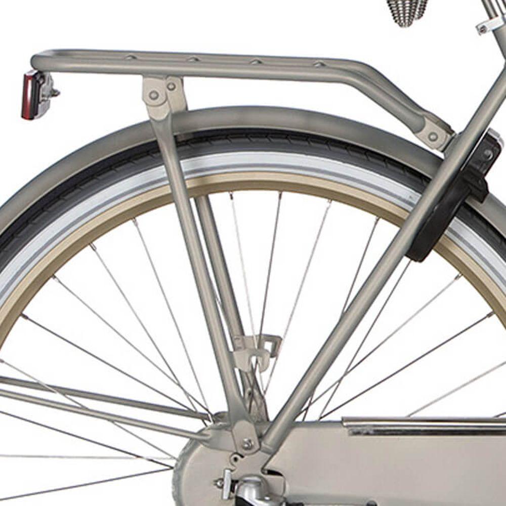 Cortina achterdrager U4 57 purse grey matt