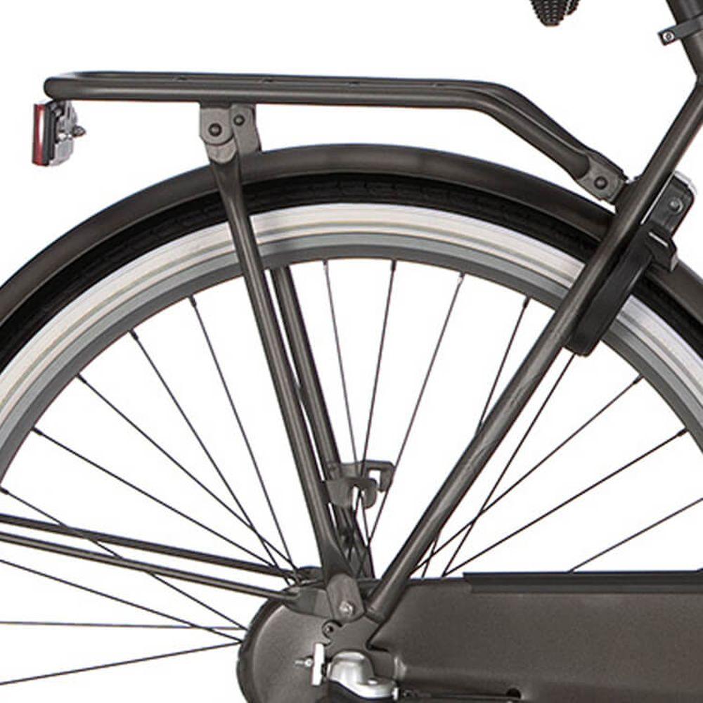 Cortina achterdrager U4 57 black graphite matt