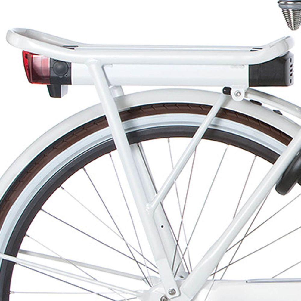 Cortina achterdrager E-U4 white pearl 230mm