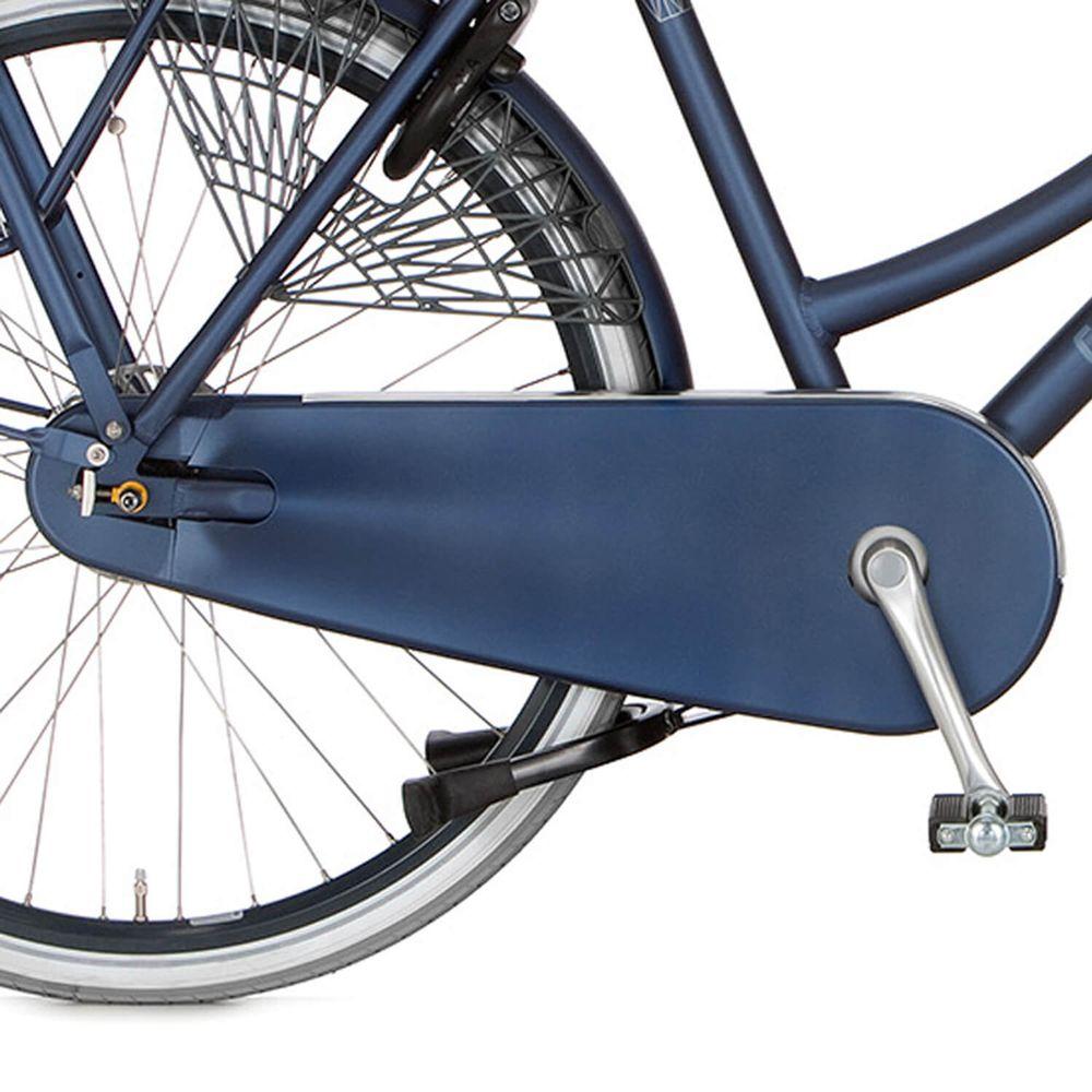 Cortina kettingkast Nostalgia polish blue matt