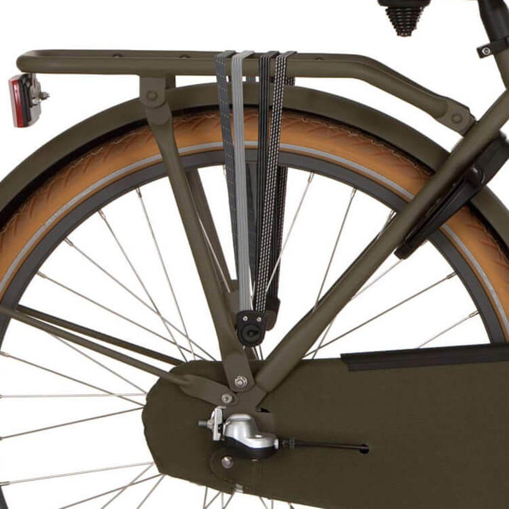 Cortina achterdrager 26 U4 dark olive matt