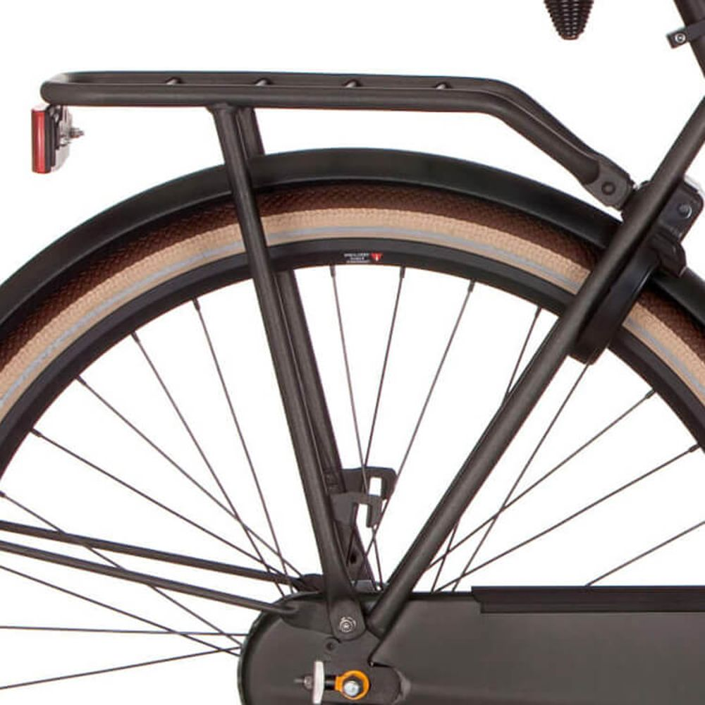Cortina achterdrager U4 50 black gold matt