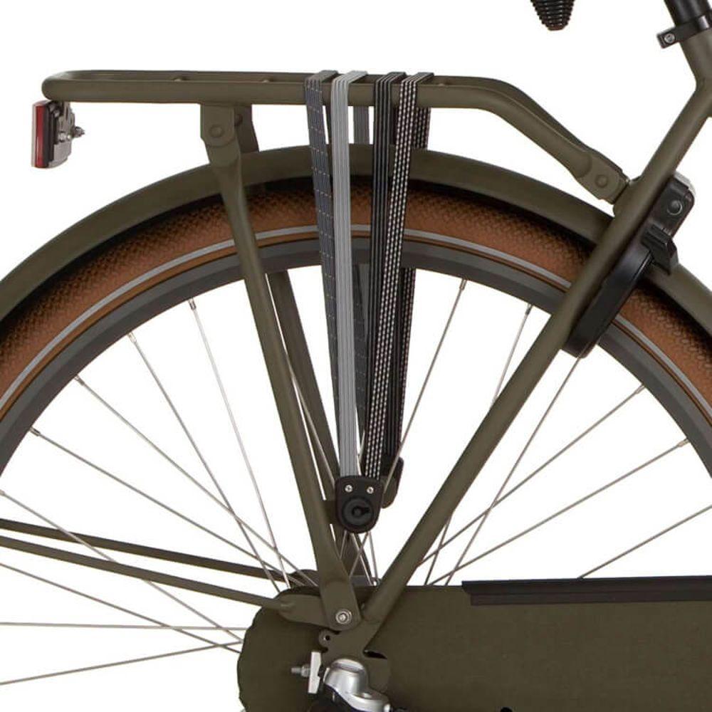 Cortina achterdrager U4 50 dark olive matt