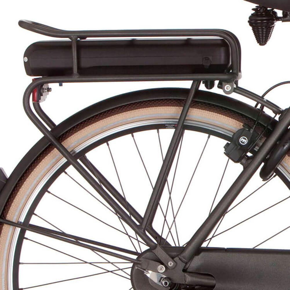 Cortina achterdrager E-U4 Bafang black gold matt 170mm
