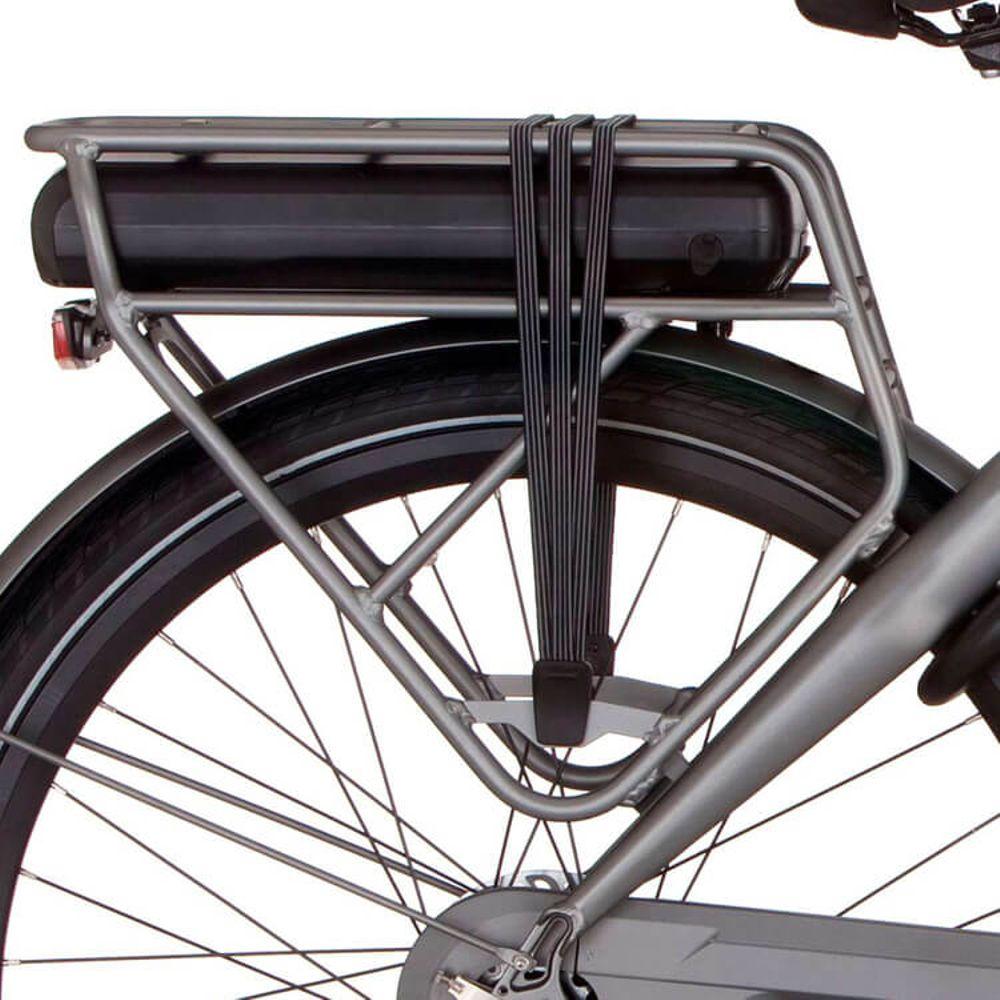 Cortina achterdrager E-Octa  lead metal matt