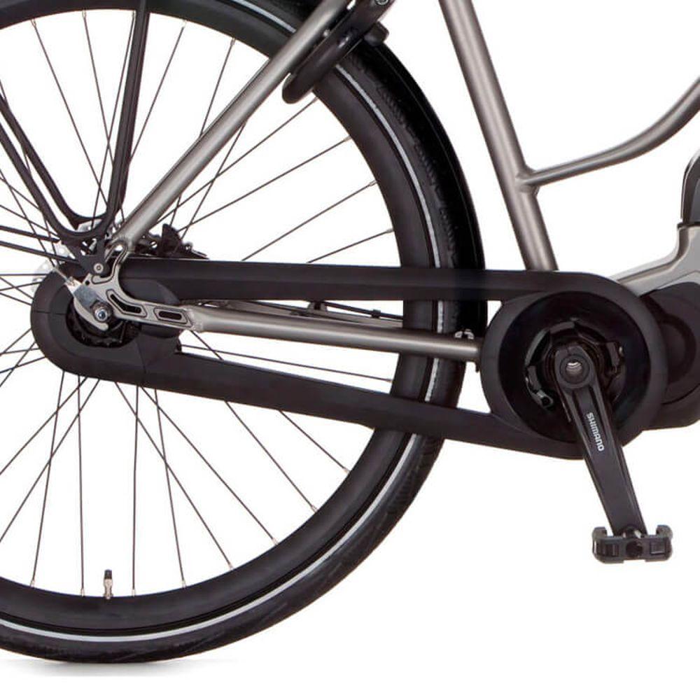 Cortina kettingkast Fluente E-Mozzo black matt