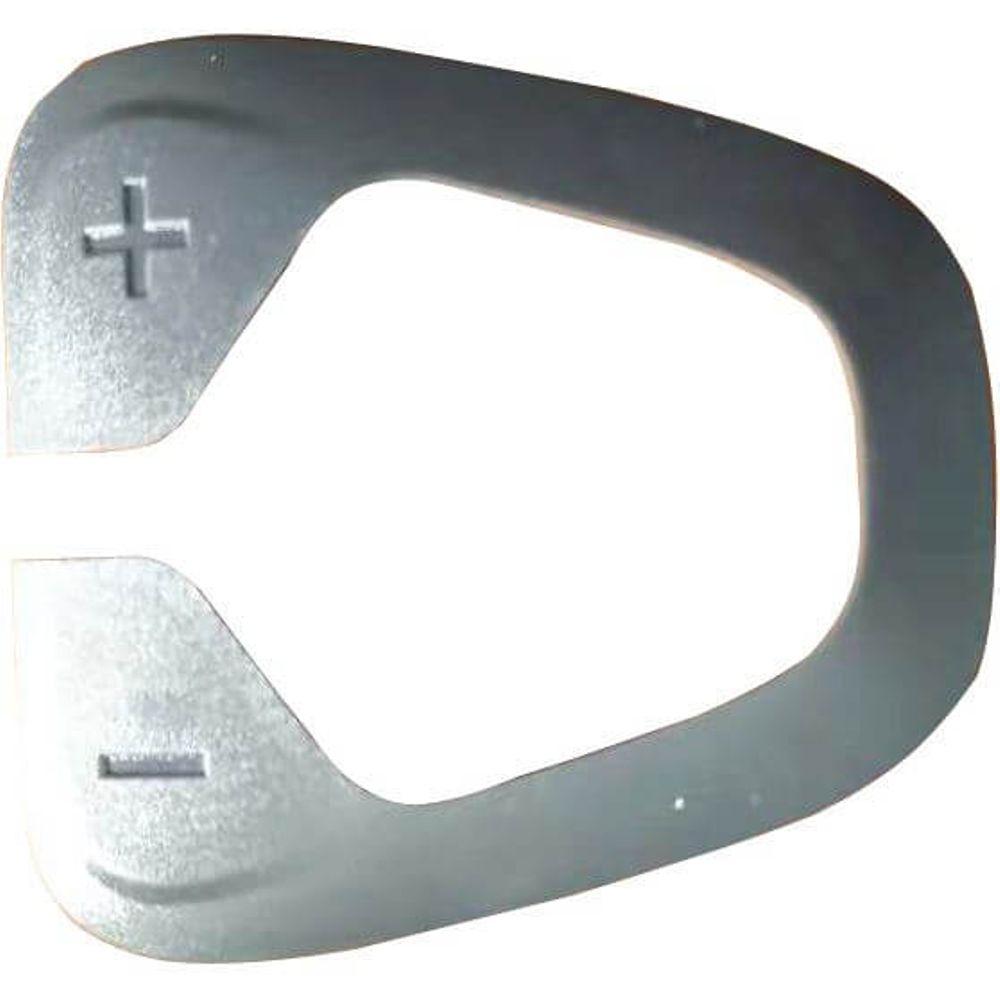 Bafang cover met +/- symbool bovenkant display C18