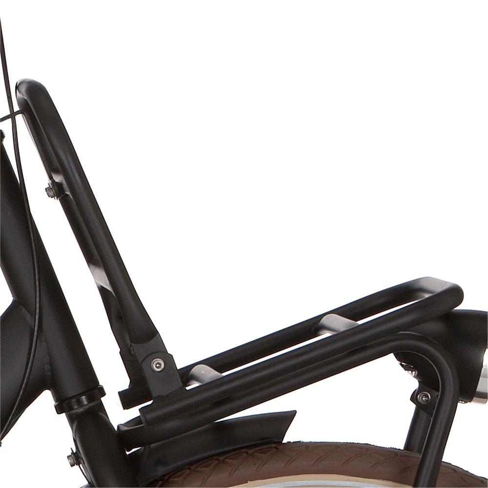 Cortina voordrager bovendelen 24/26 jet black matt
