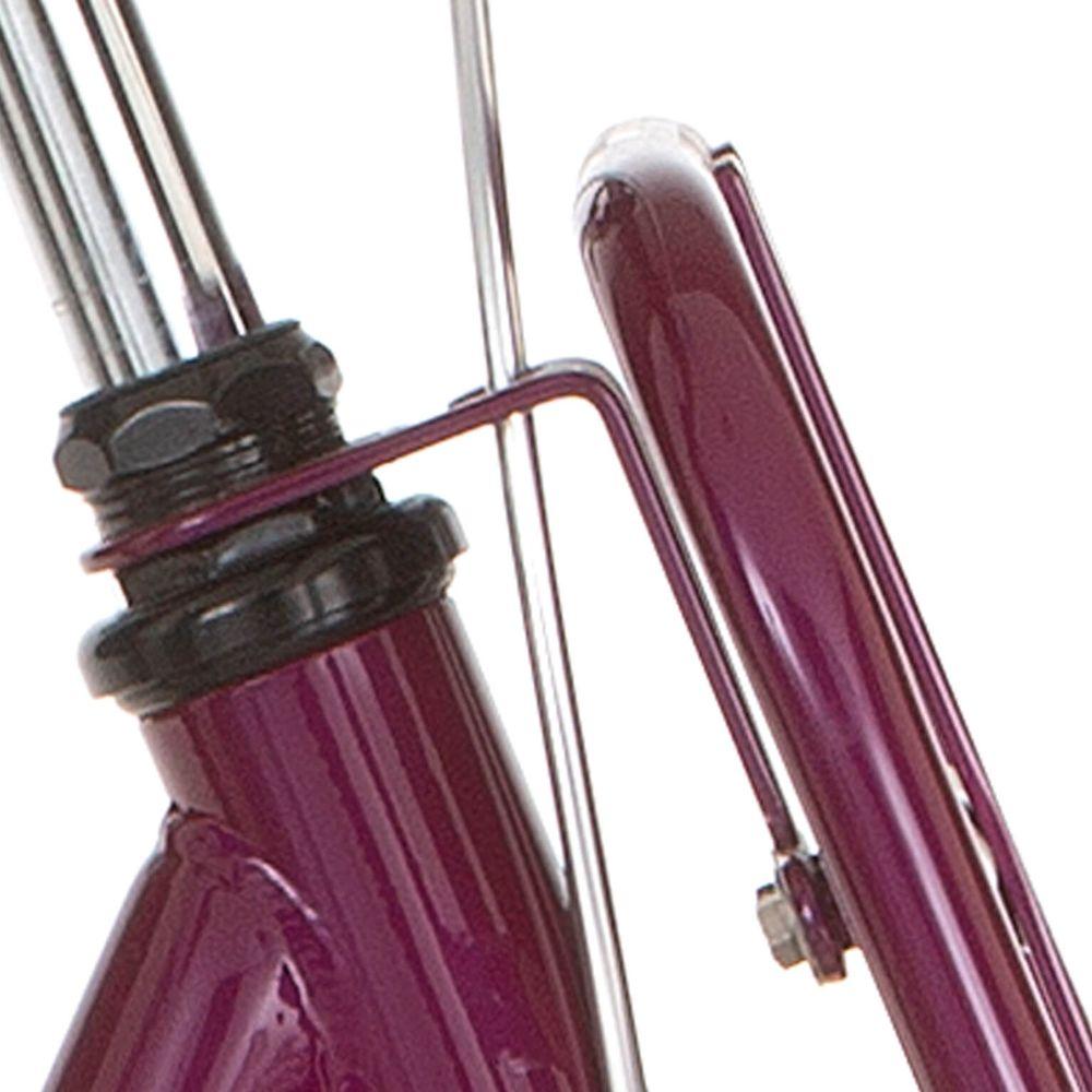 Cortina balhoofd beugel voordrager 26 M carmen violet