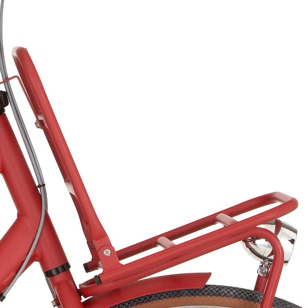 Cortina voordrager bovendelen 28 true red matt