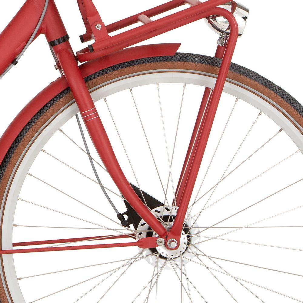 Cortina voordrager basis deel 28 true red matt