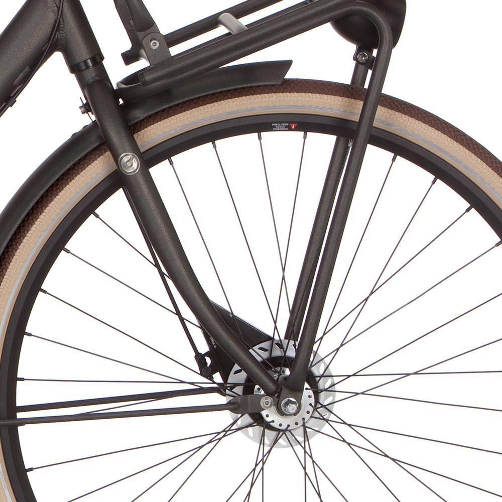 Cortina voordrager basis deel 28 black gold matt