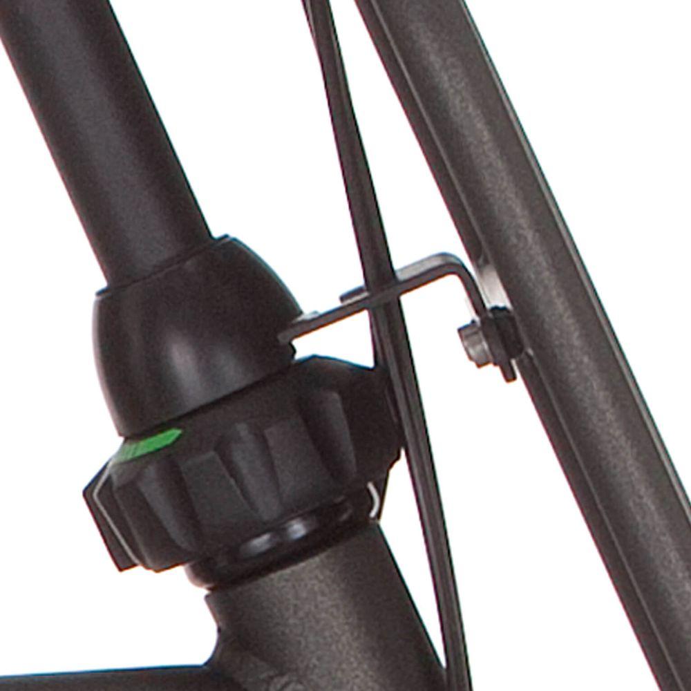 Cortina balhoofd beugel voordrager 28 H black gold matt