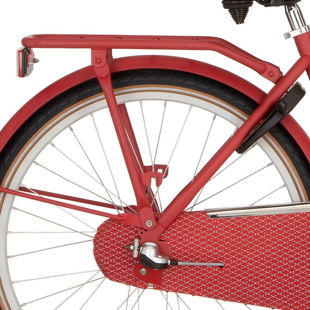 Cortina achterdrager 24 U4 true red matt
