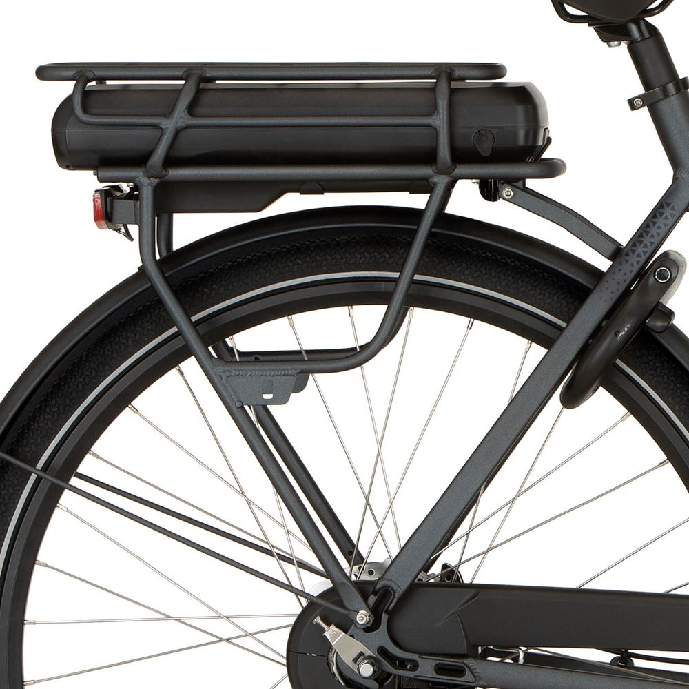 Cortina drager E-Foss slate gray matt