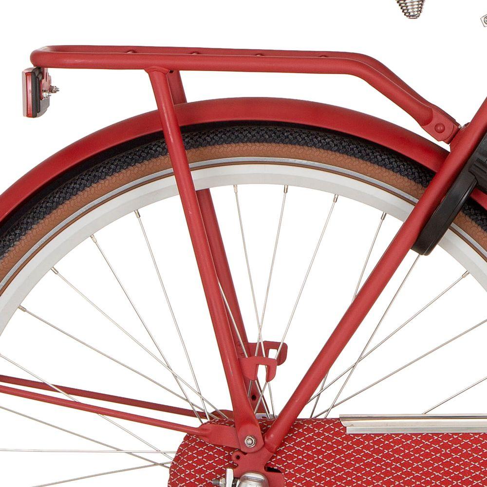Cortina achterdrager U4 50 true red matt