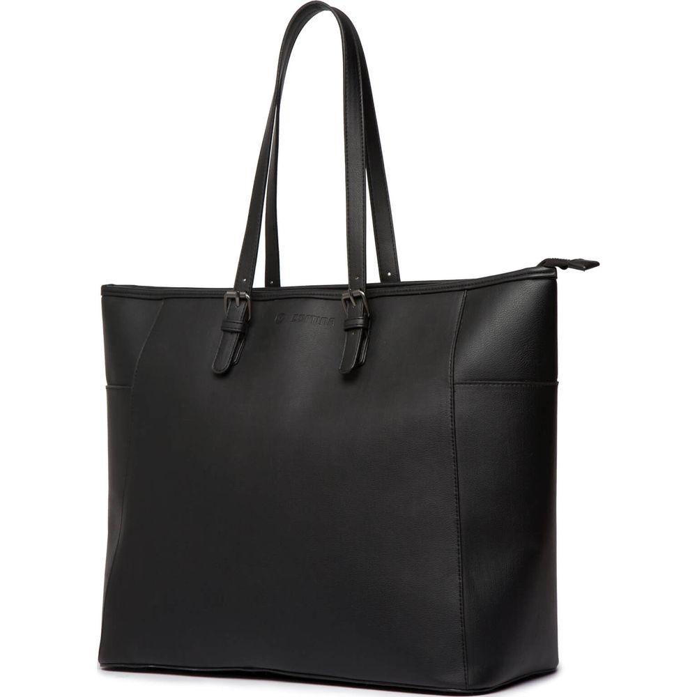 Cortina Milan Handbag PU-leather Black