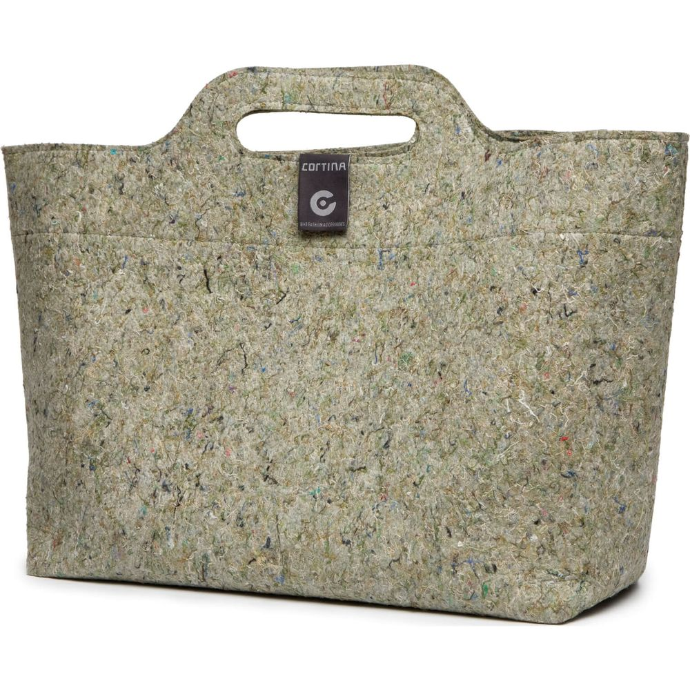 Cortina Sofia Shopper bag Recycled Army Green
