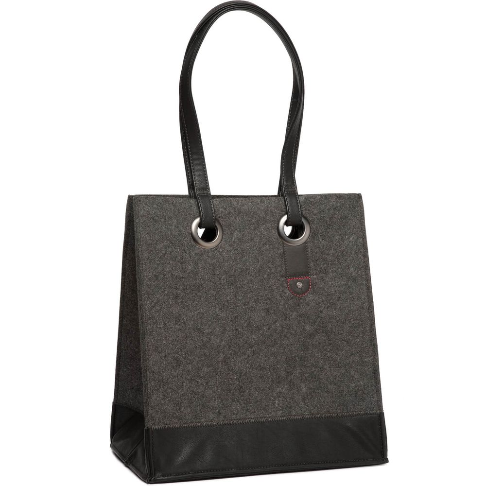 Cortina Minsk Basket Bag felt Antra