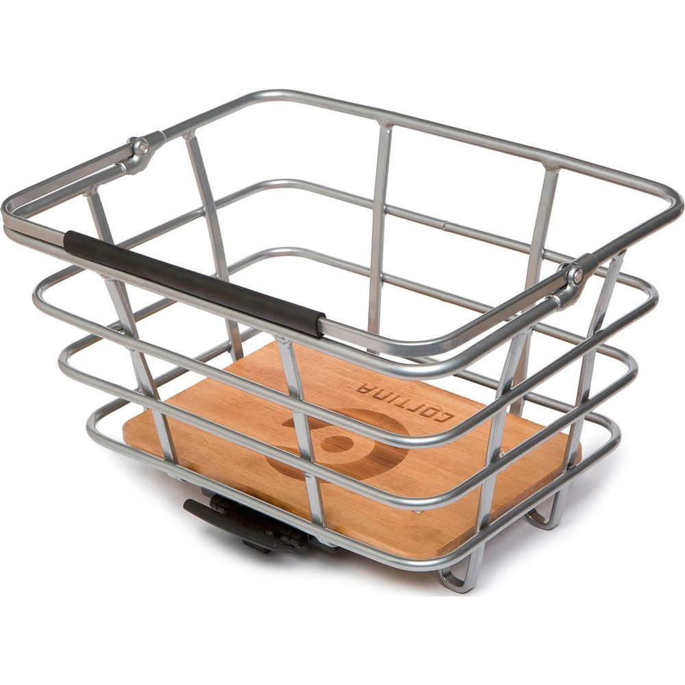 Cortina Seoul Basket Metal square Chroom met AVS