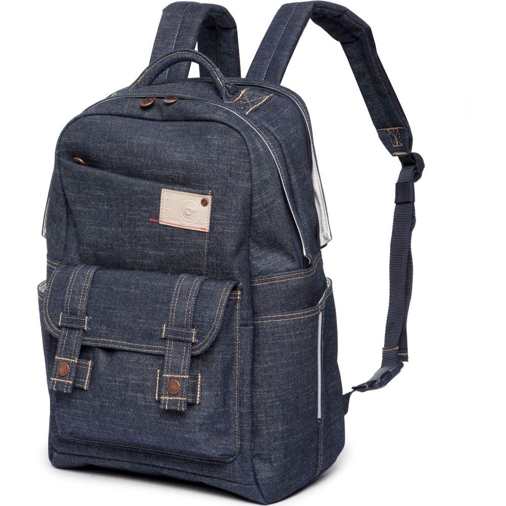 Cortina Kansas Backpack Denim