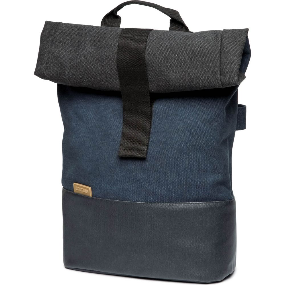 Cortina Denim Backpack Memphis Blue mt L