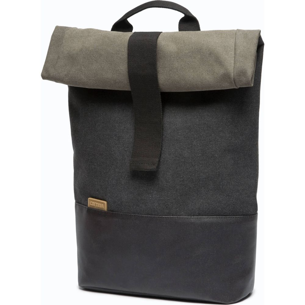 Cortina Denim Backpack Memphis Antracite mt L