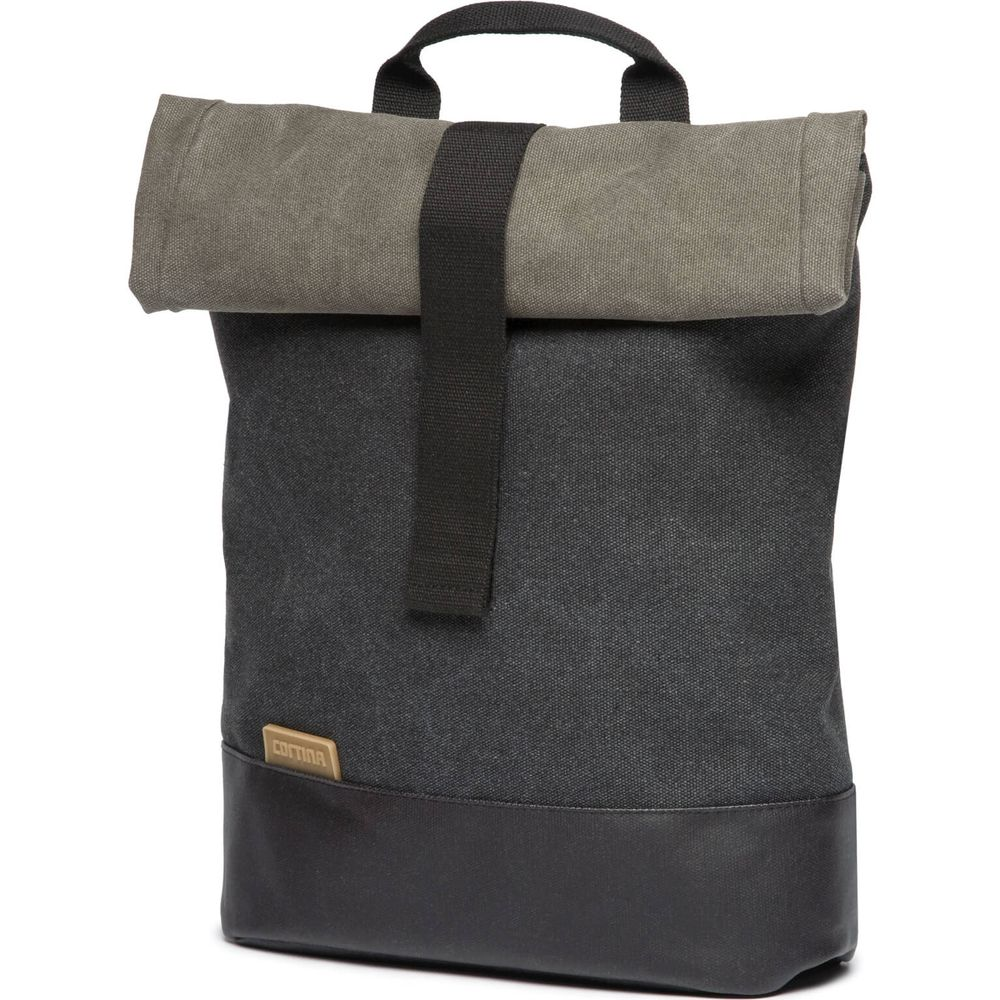 Cortina Denim Backpack Memphis Antracite mt M