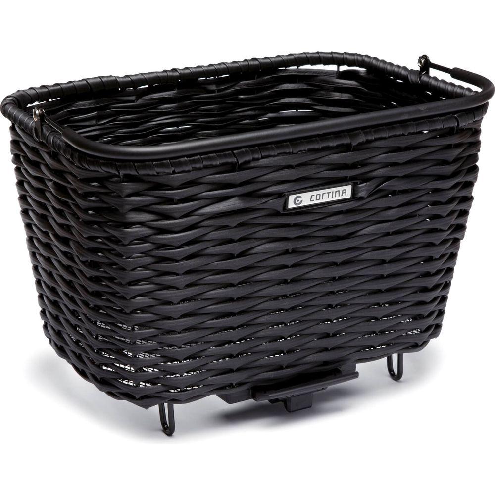 Cortina Lyon basket AVS black