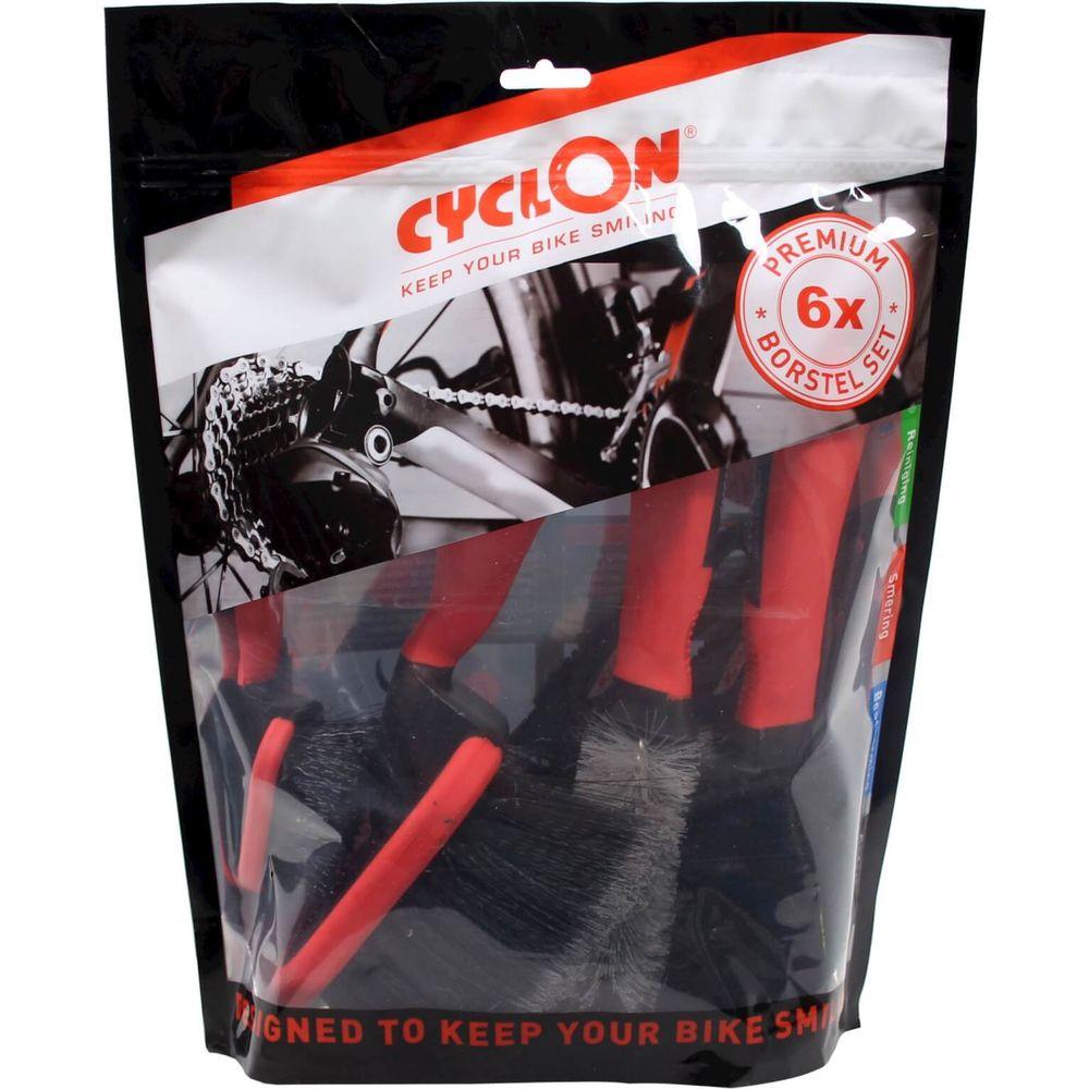 Cyclon borstel set