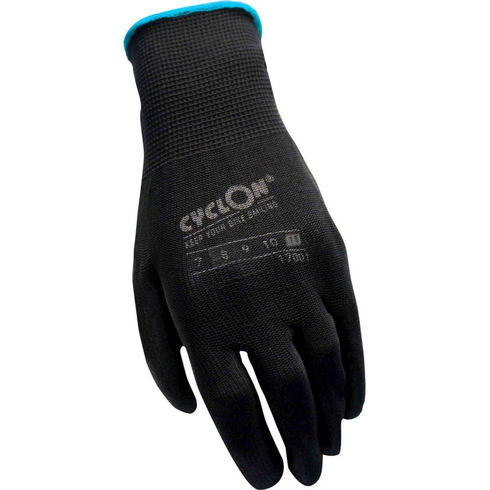 Working Gloves Cyclon flex nyl/pu M.11 - blue