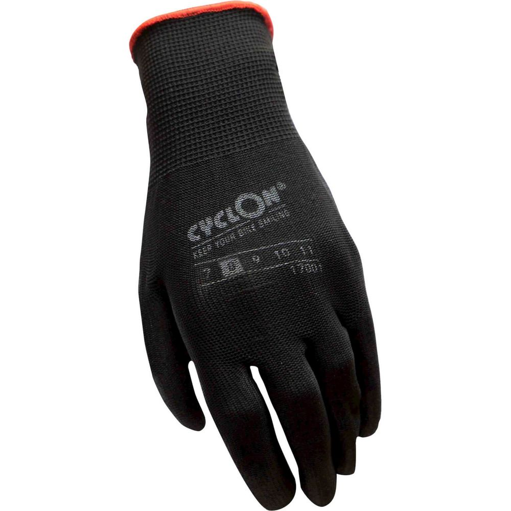 Working Gloves Cyclon flex nyl/pu M.8 - red
