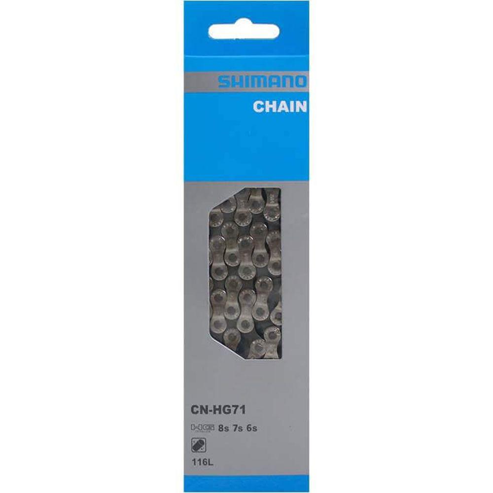 Ketting 6/7/8-Sp CNHG71 116 Schakels M/Kettingpen