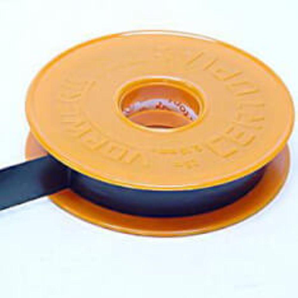 Certoplast rol isolatietape 25m zwart