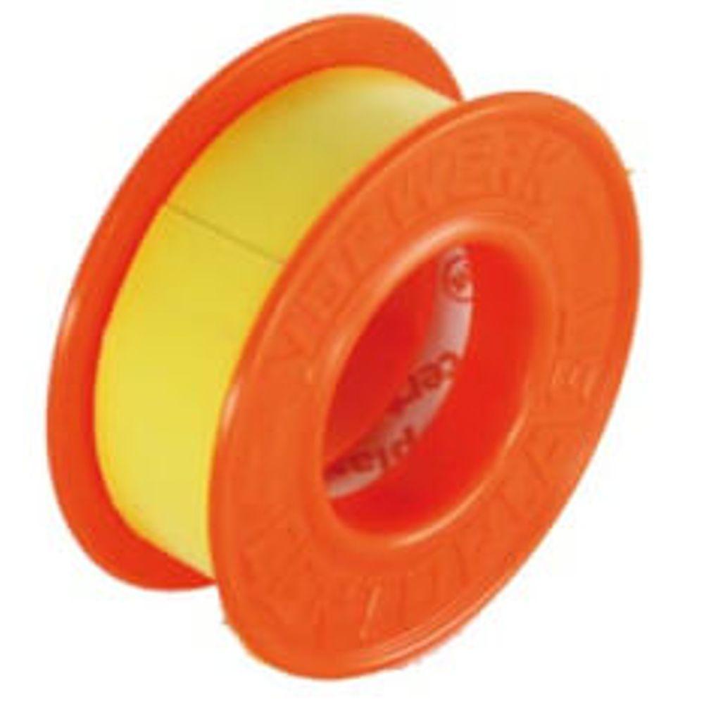 Certoplast rol isolatietape geel