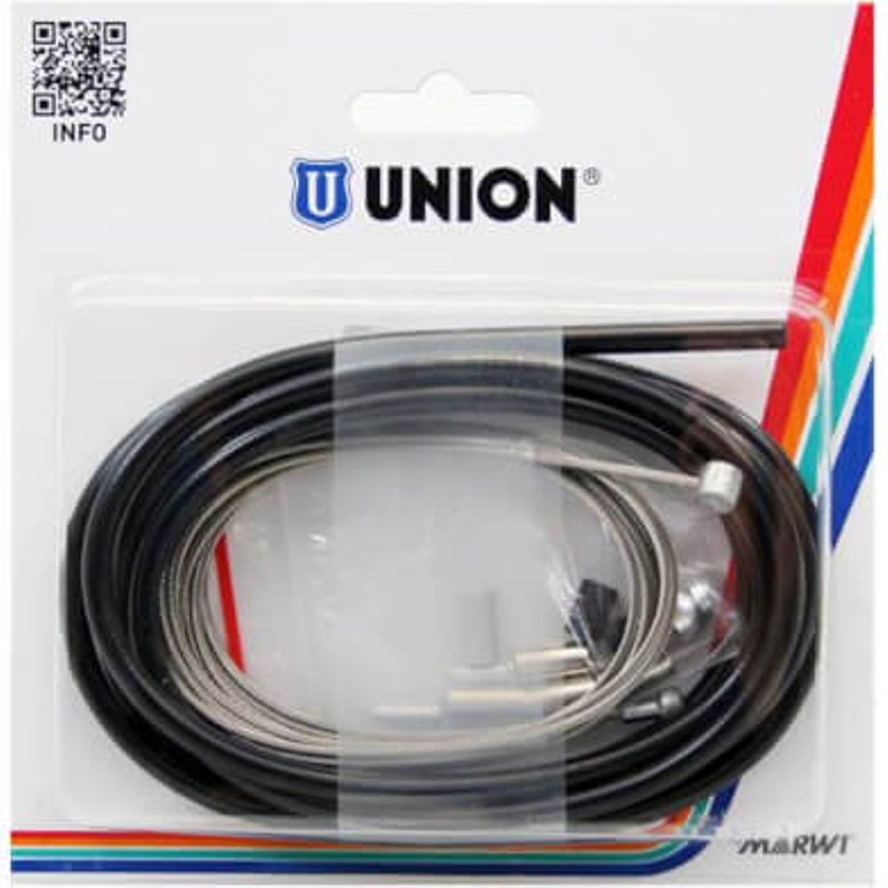 Union cpl kabel rem 2 nipp rvs