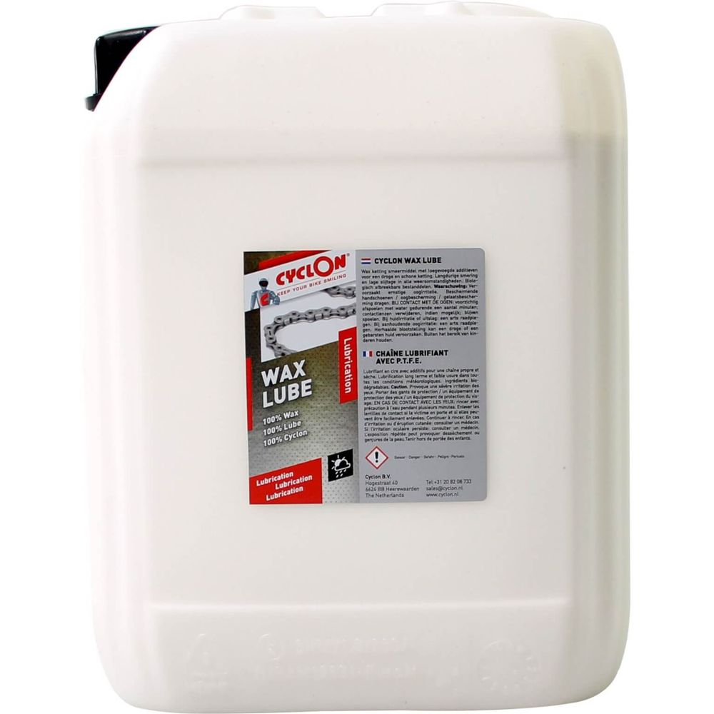 Cyclon Wax Lube can 5 ltr