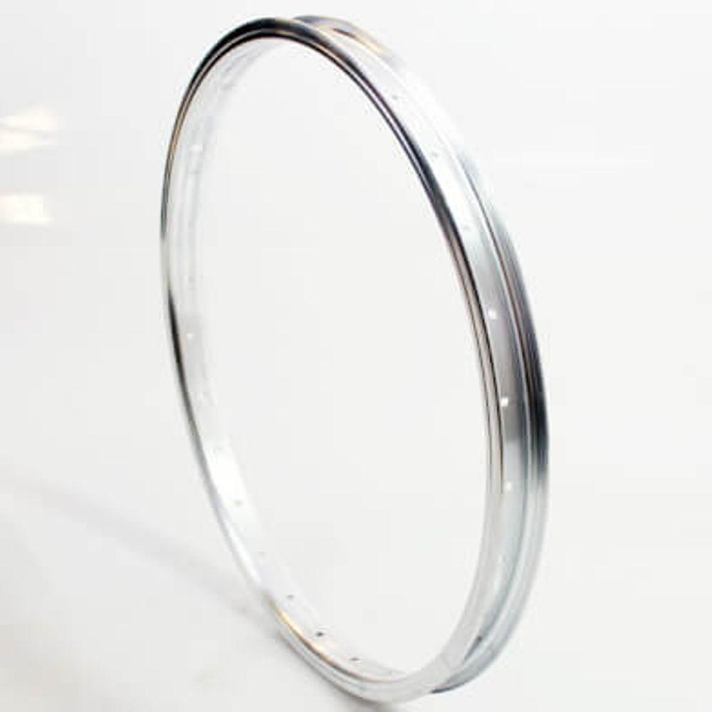 Dahon velg 20 aluminium 28/14 zilver