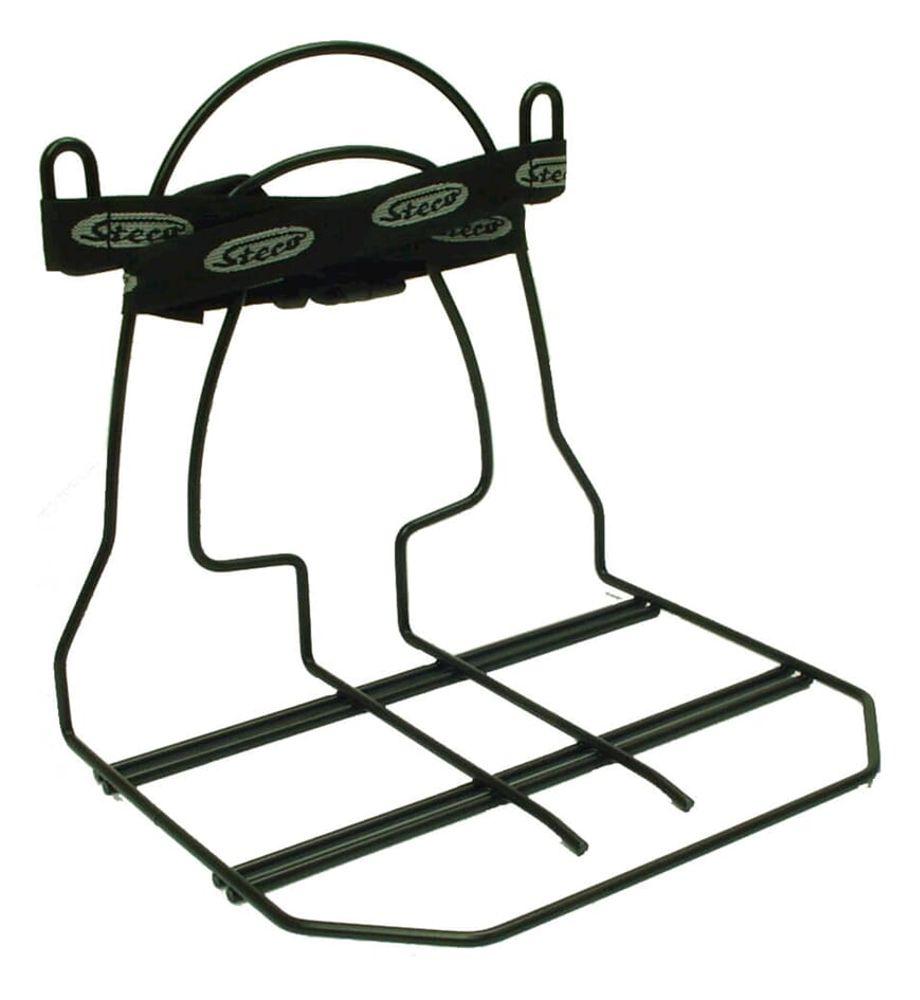 Bagagedragerverbreder Steco Monkey-Mee - mat zwart