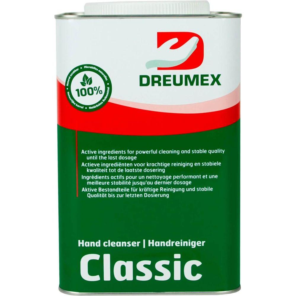 Dreumex zeep rood 4500 ml Classic