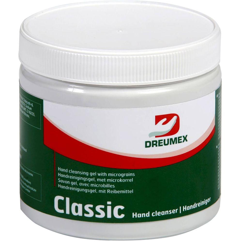 Dreumex zeep rood 600ml Classic