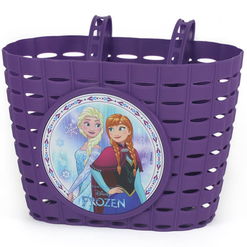 Fietsmandje Widek Disney Frozen - paars