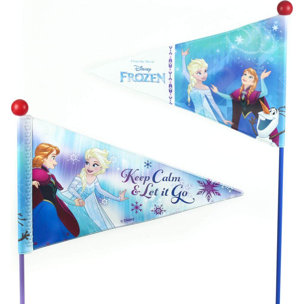 Fietsvlag Widek Frozen - deelbaar