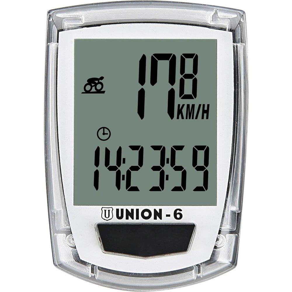 Union fietscomputer 6f