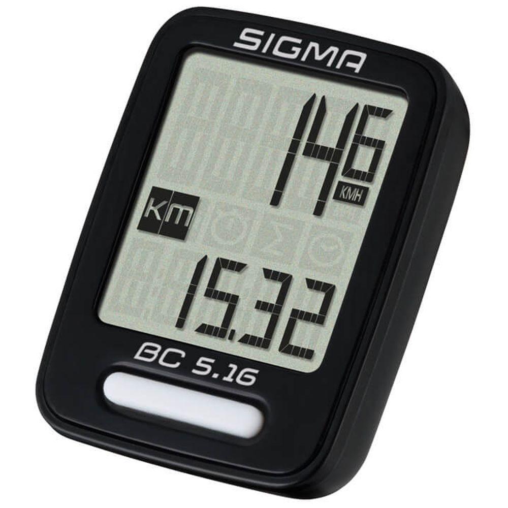 Sigma computer bc 5.16 bedraad